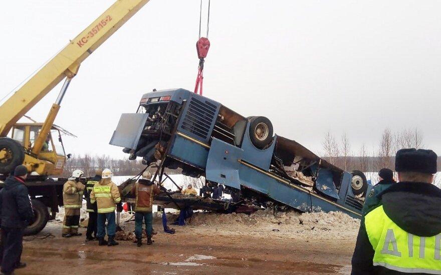 ФОТО, ВИДЕО: в ДТП в Калужской области пострадали 32 человека, большинство - дети
