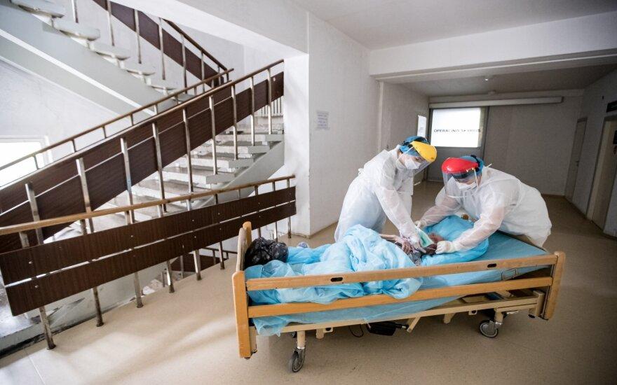 Большинство скончавшихся от коронавируса в Литве страдали и от других заболеваний