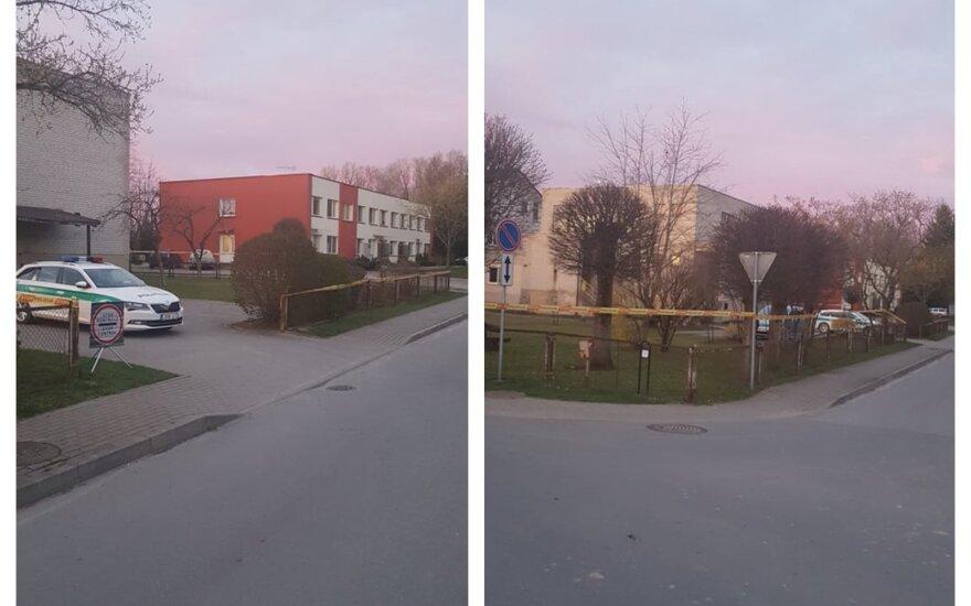 """Новая """"горячая точка"""" в Литве: в больнице паллиативной медицинской помощи 27 случаев коронавируса"""