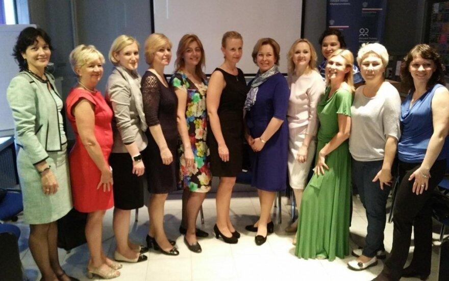 Inspirujące spotkania kobiet biznesu z Litwy i Polski w Warszawie