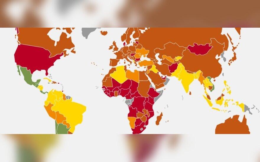 Światowy Indeks Szczęścia. Foto: happyplanetindex.org