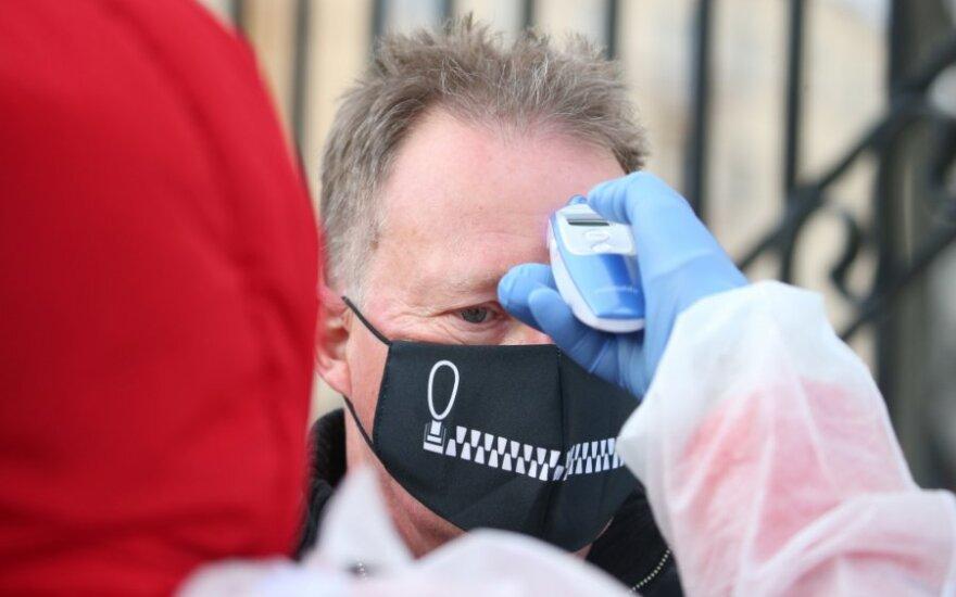 В Беларуси с начала вспышки — 1486 случаев коронавируса. 16 человек умерли