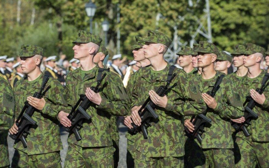 В крупнейших за 10 лет учениях НАТО примут участие 200 литовских военных