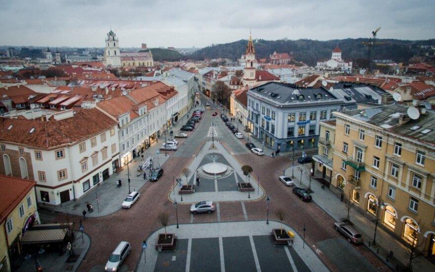 Все больше туристов из-за рубежа открывают для себя Вильнюс