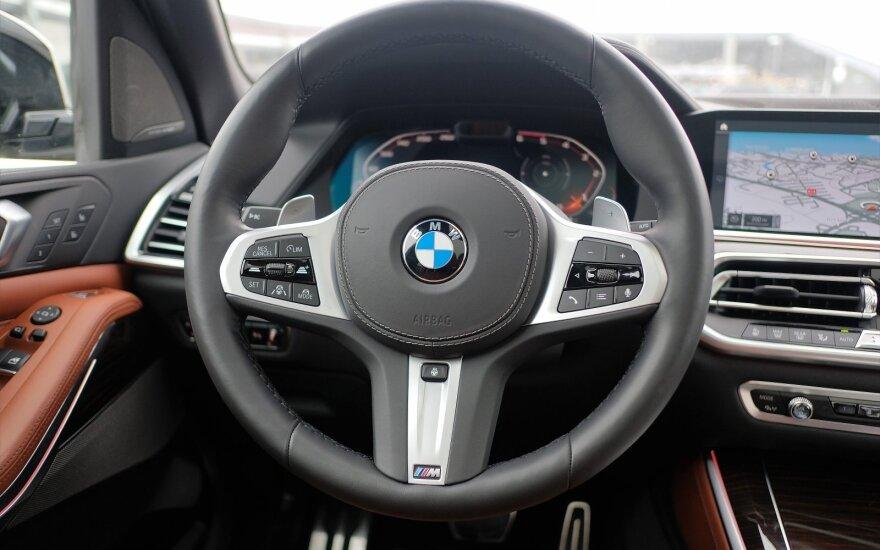 2019 m. BMW X5 M50d