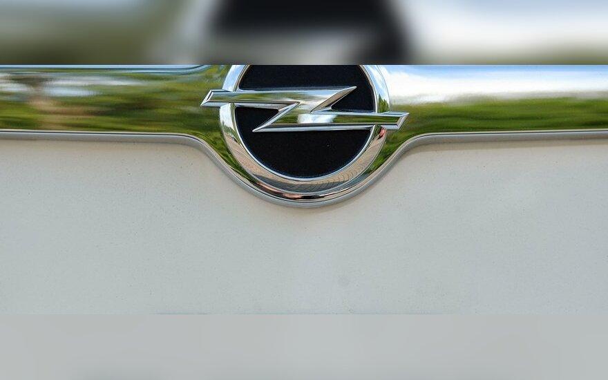Opel рассказал все о революционном электрокаре Ampera