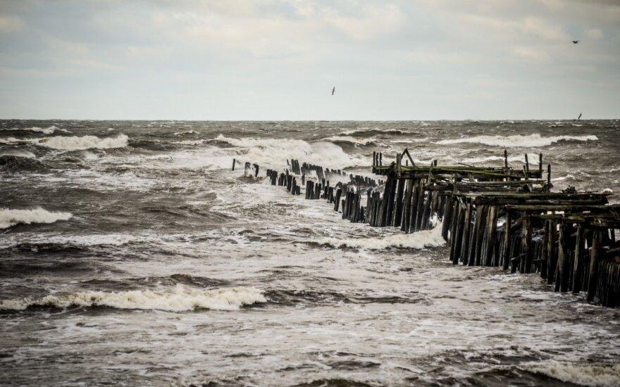 Ученые: содержание ртути в Балтийском море может резко вырасти