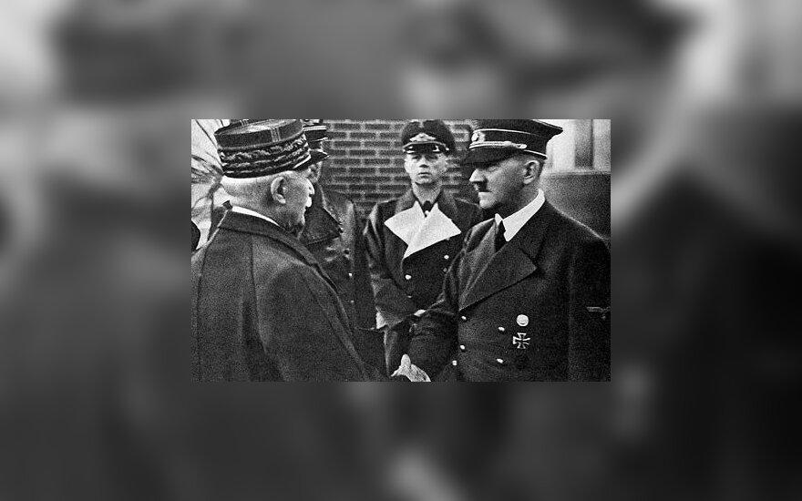 Франция обнародовала архивы режима Виши 1940-1944 годов