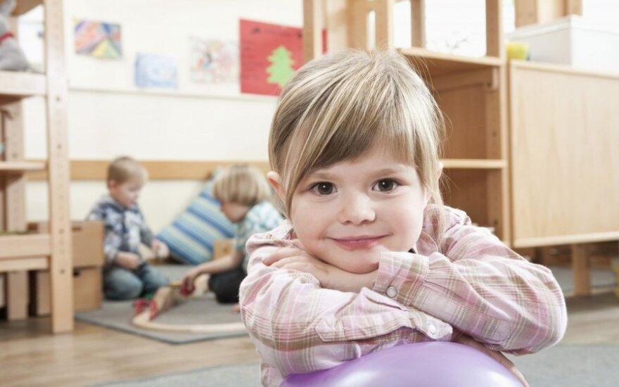 В Вильнюсе стартует новая система регистрации в детские сады