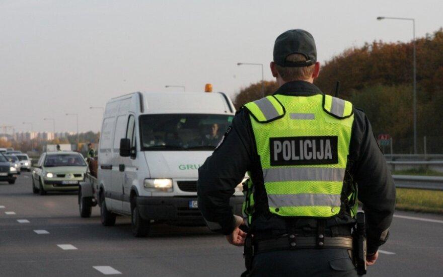 Рейд в Вильнюсе: игнорировавшая закон женщина пожалела о своем поступке