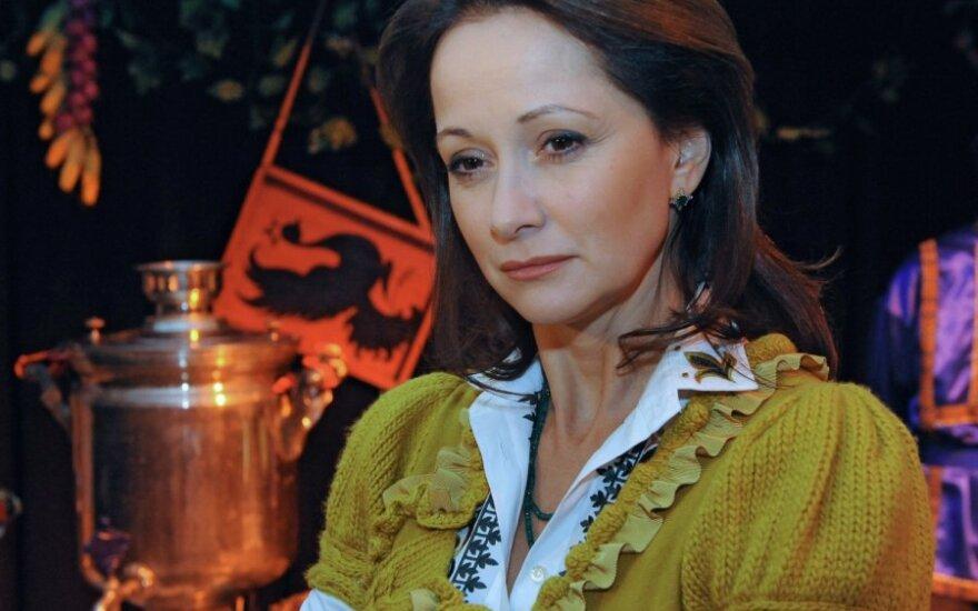 Ольга Кабо показала снимки 5-месячного сына