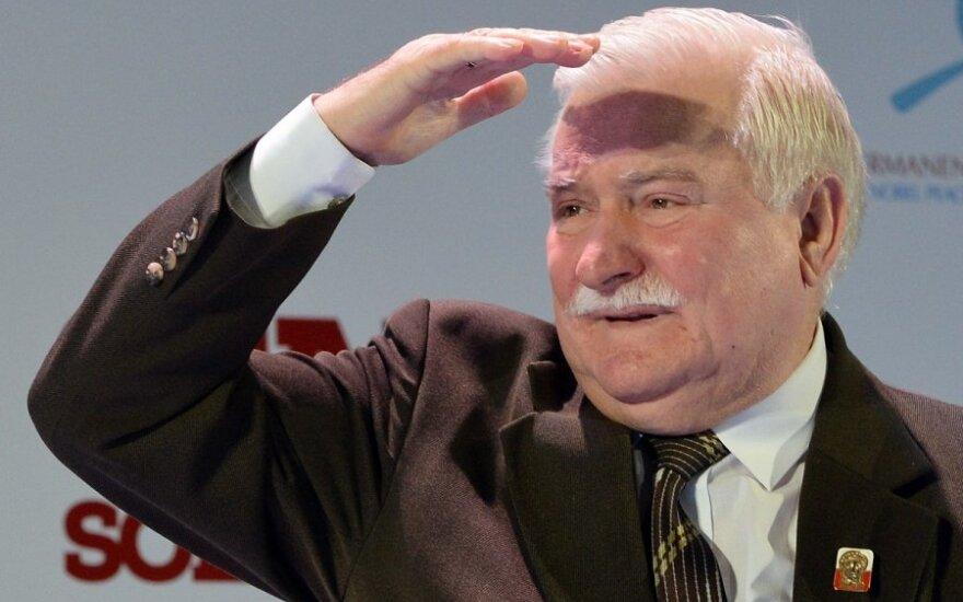 Валенса: дайте нам ядерные ракеты, и мы направим их на Москву