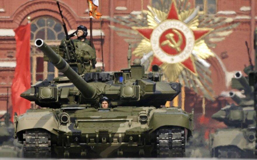 """W Rosji rozpoczęły się ćwiczenia wojskowe """"Niezniszczalne braterstwo-2013"""""""