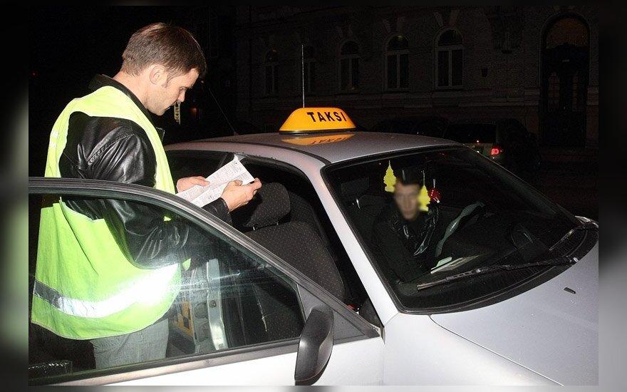 Налоговая инспекция выявила 21 нелегального таксиста
