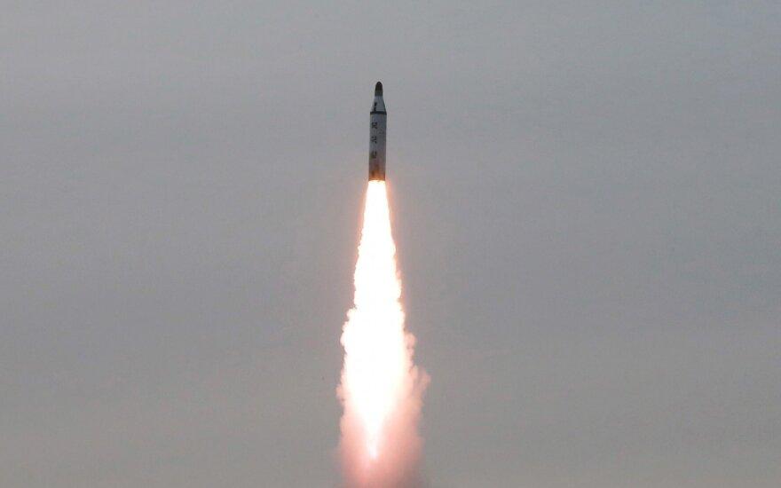 Южная Корея зафиксировала новый пуск ракеты из КНДР