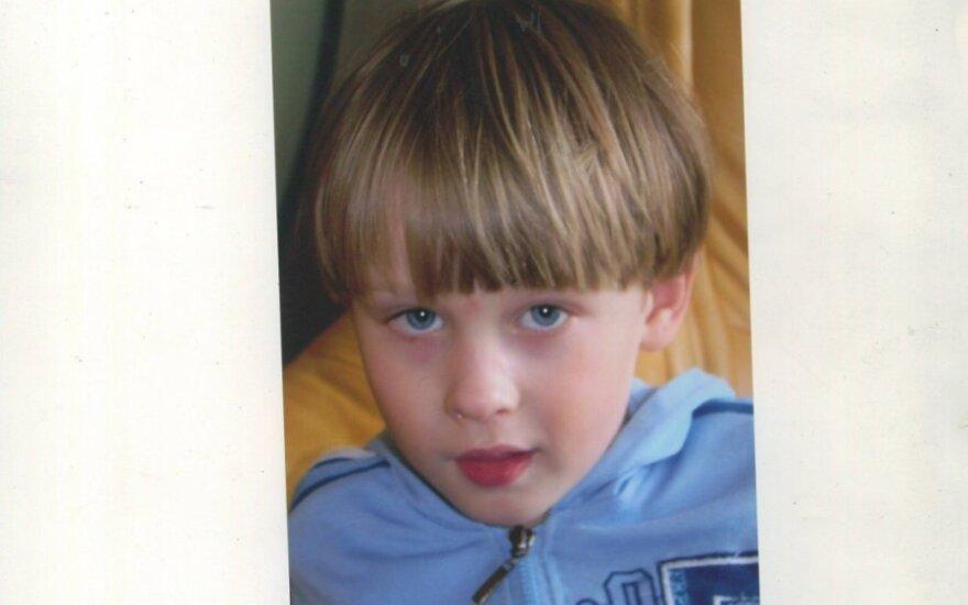 Найден пропавший в субботу в Вильнюсе ребенок