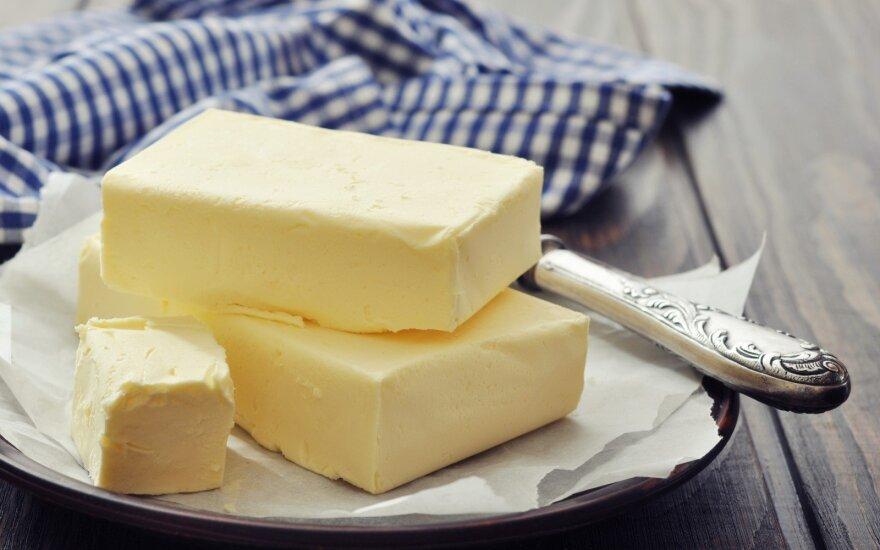 """Produkt oznakowany jako """"masło"""" może się okazać tłuszczem roślinnym"""