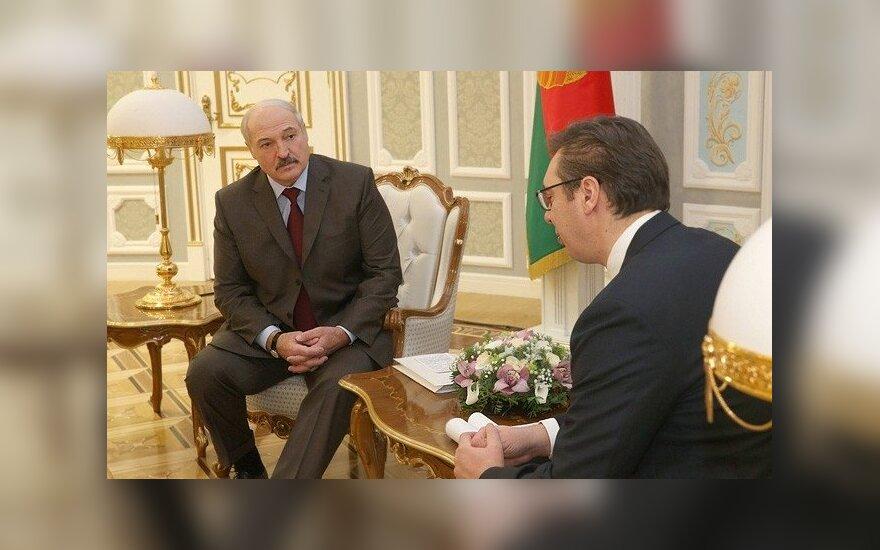 У Лукашенко к Сербии старая привязанность
