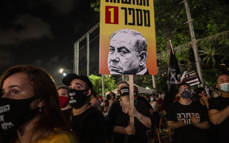 Protestas Izraelyje