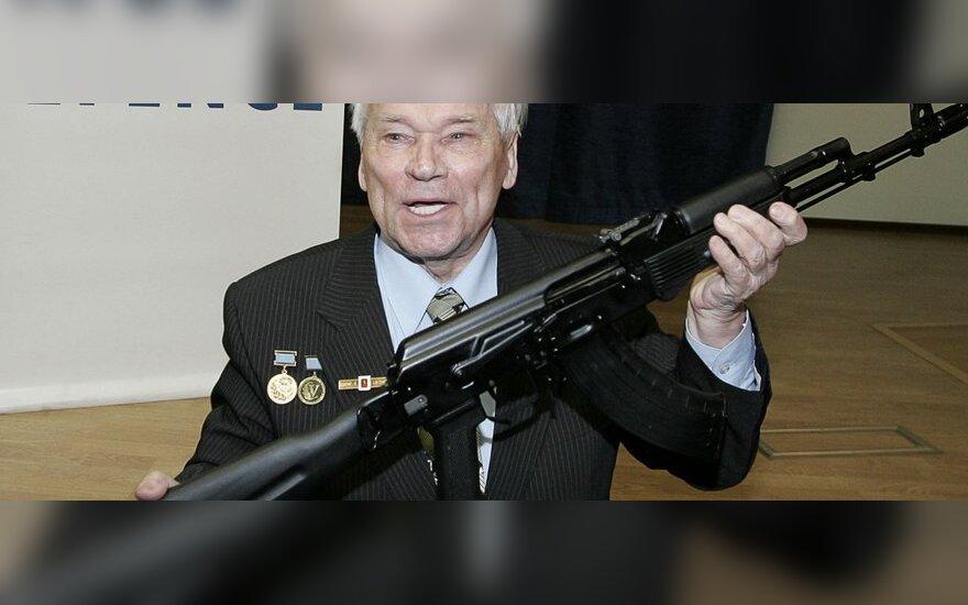 Michailas Kalašnikovas