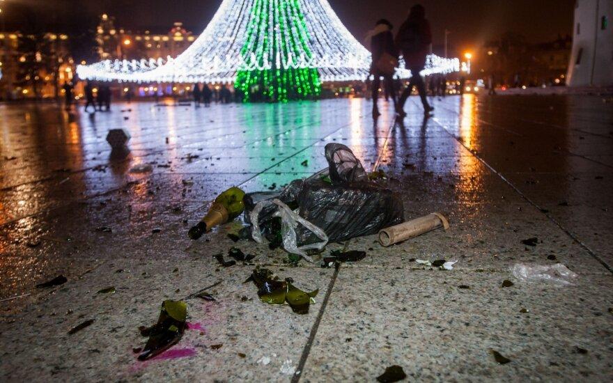 После встречи Нового года на Кафедральной площади состоится субботник