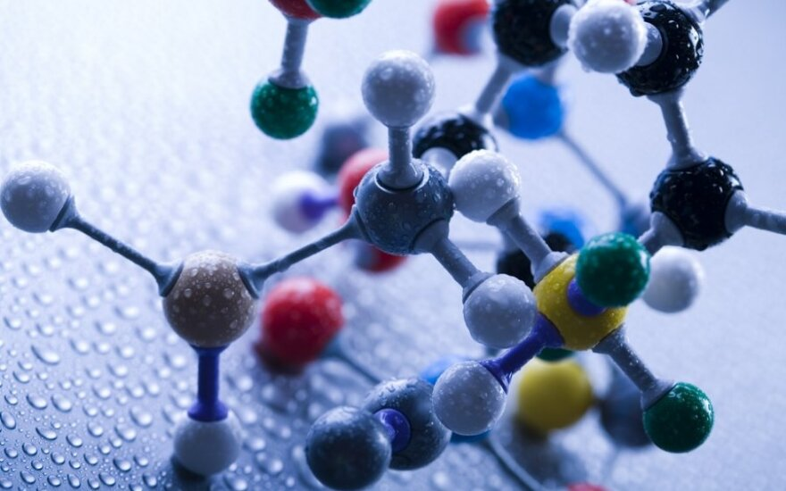 Molekulės modelis