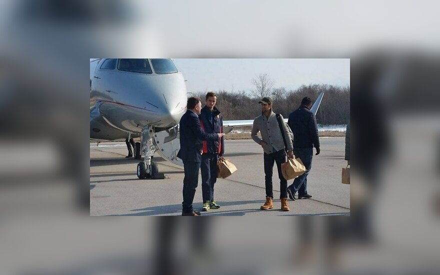 Джокович на личном самолете подвез российского теннисиста на матч против сербов