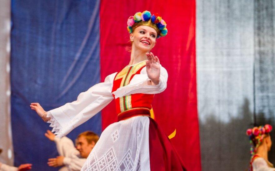 Русские Литвы литовцам доверяют больше, чем поляки