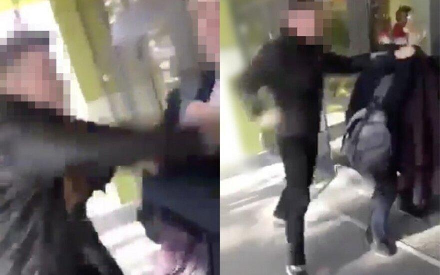 Насилие в престижной каунасской гимназии: избит подросток