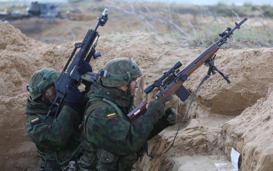 Комитет Cейма Литвы утвердил отправку 40 военнослужащих в Мали