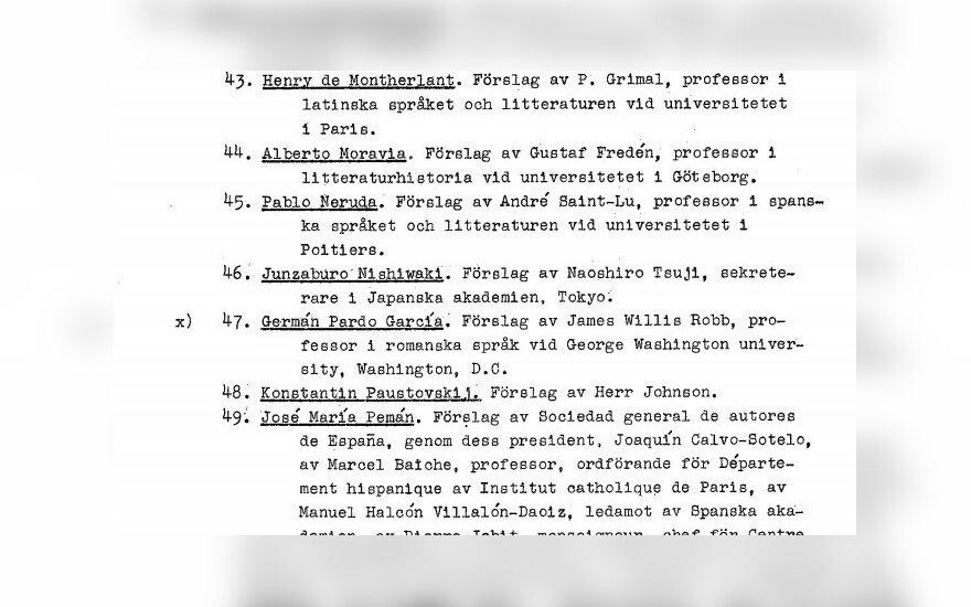 Фото: Скриншот с сайта svenskaakademien.se