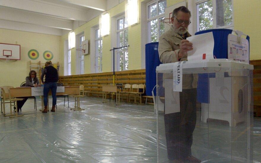 """""""Голос"""": иностранные наблюдатели на выборах в Думу оказались россиянами"""
