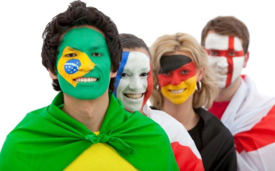 Правящие Литвы решили разрешить указывать национальность в паспорте