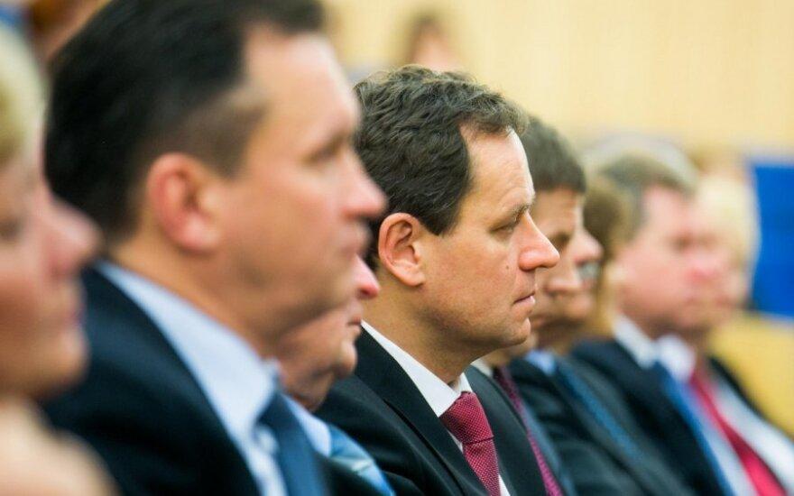 Rywalem Tomaszewskiego w wyborach na prezydenta Litwy będzie James Bond