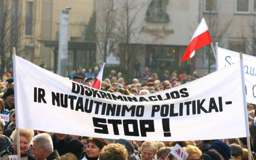ЕК рассмотрела петицию гражданина Польши об образовании в Литве и не нашла нарушений