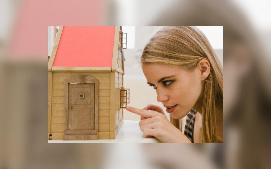Для обеспечения будущего литовцы выбирают недвижимость и сбережения