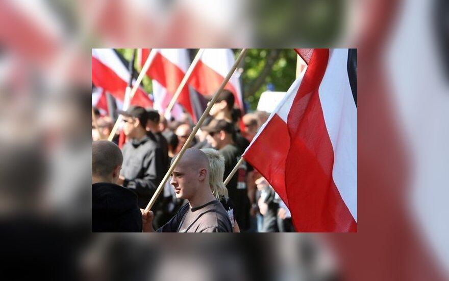 Эстония: в Тарту состоялась вечеринка неонацистов