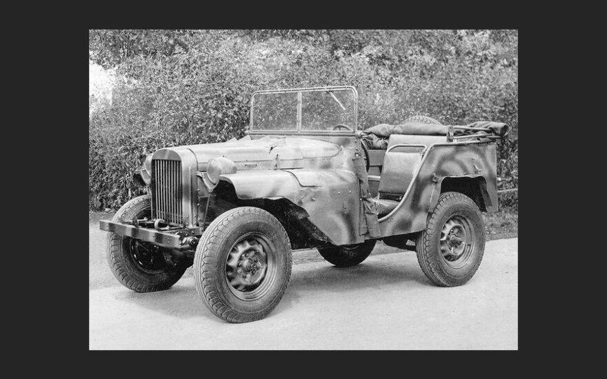 Война машин: автомобили на фронтах Второй мировой