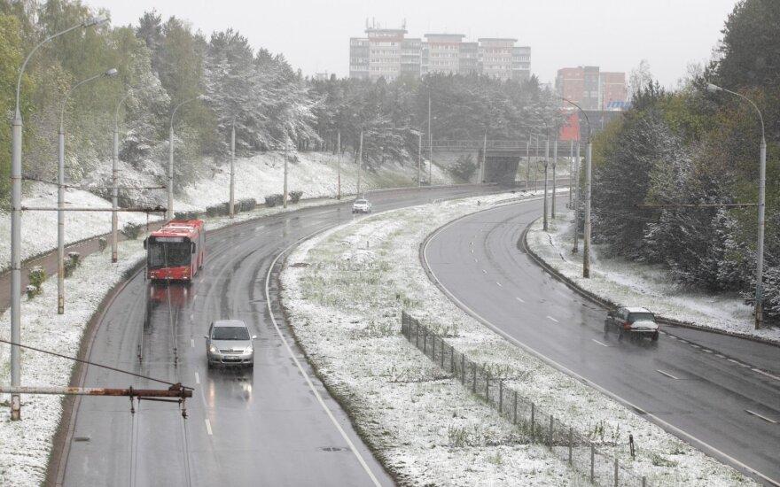 Холодный период продолжается: сильный ветер принесет снег