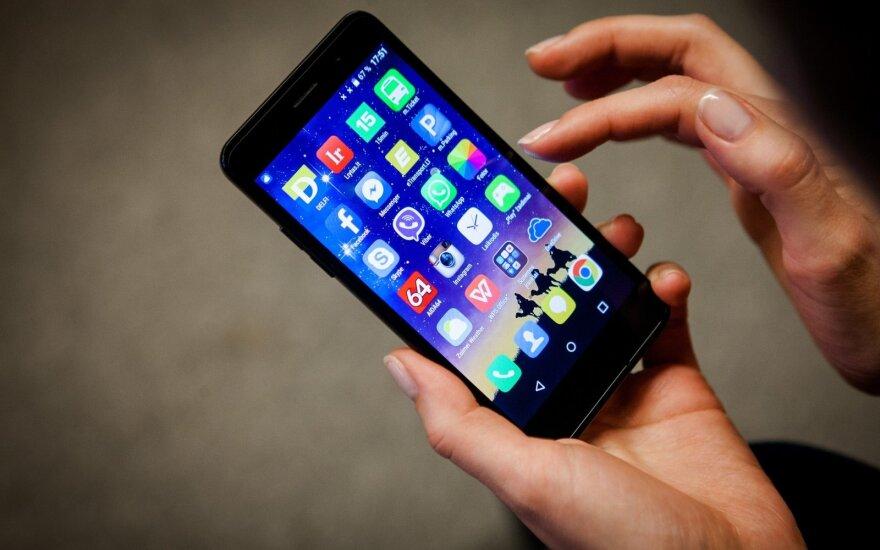 В Литве произошли сбои в системе мобильной электронной подписи