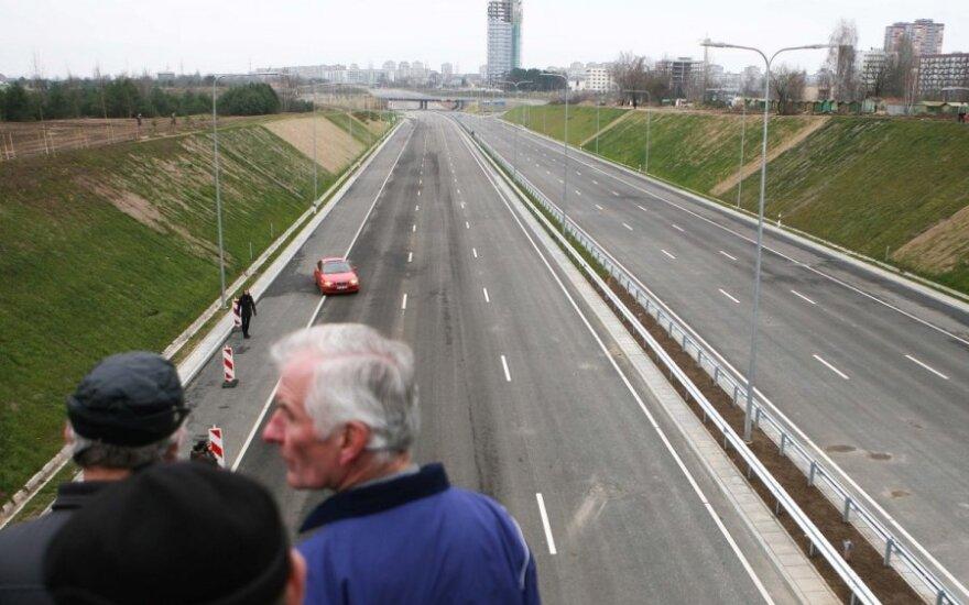 В Вильнюсе начат грандиозный проект, изменится порядок движения