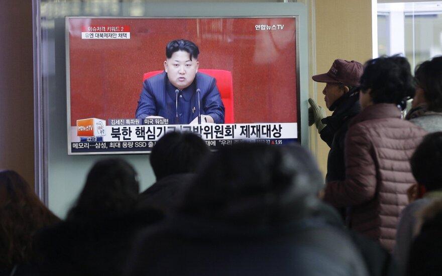 КНДР готова дать ядерный ответ на совместные учения США и Южной Кореи