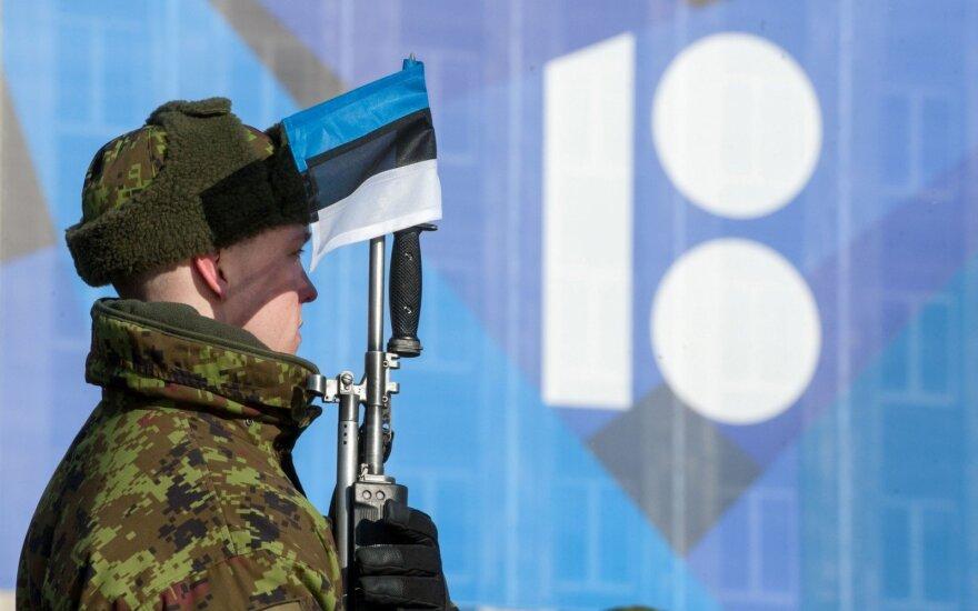 Эстония потратит на защиту границы с Россией 188 млн евро