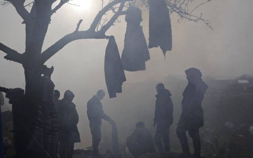В Мурманской области задержаны 65 беженцев