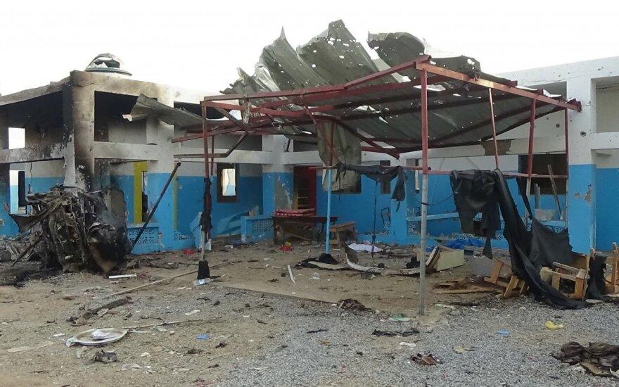 Авиаудар саудовской коалиции по тюрьме: не менее 30 погибших