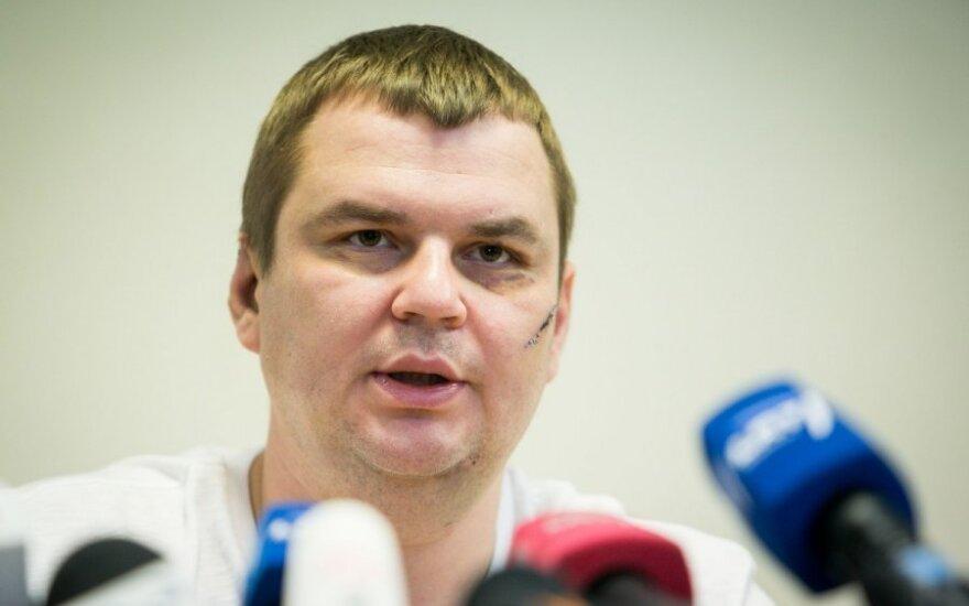 Проходивший в Литве лечение Булатов – кандидат в министры
