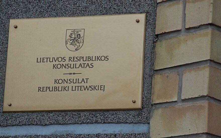 Dywity. Gmina z Konsulatem Litewskim