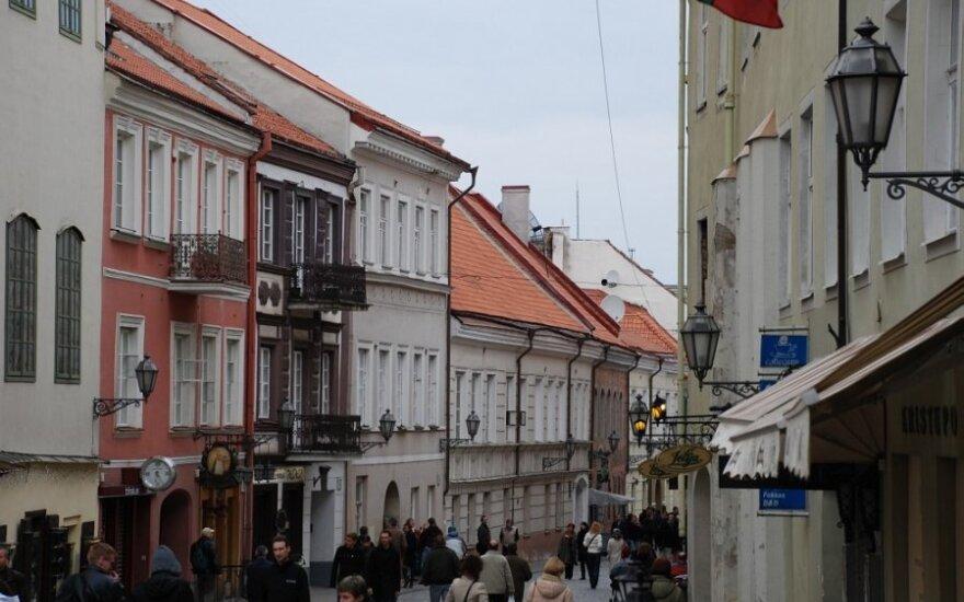 Опрос: почти половина вильнюсцев сменила бы район проживания