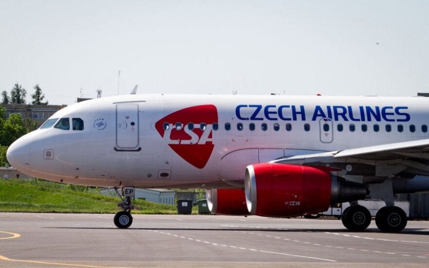 Czech Airlines уволит треть работников