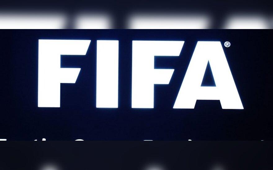 FIFA Vykdomasis komitetas paskelbė savo verdiktą